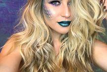 Maquiagem fantasias