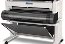 Plotter Printers / Plotter printers are commonly used for printing vector graphics. Most often, plotter printers are used for blueprints, large scale detailed drawing and other designs.