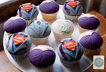 Wedding Cupcakes / Wedding Cupcakes created by Kornpreya Emery (Jip) at Jip's Cakes