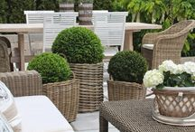 Garden furnitures