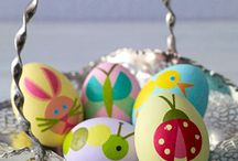 Spring Fling / Spring time, Easter...decor and art projects! / by Kimie Tucker