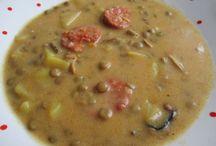 silvestrovska sosovicova polievka