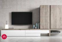 Muebles de salón modulares