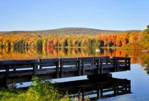 Wellsboro Fall Foliage / A premiere location for taking in nature's fall splendor in the Mid-Atlantic region.