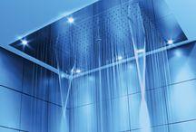Soffioni Doccia ad Incasso / Soffioni doccia per installazione ad incasso a controsoffitto