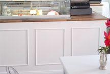 Einrichtung Café/Bar
