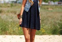 roupas de passeio