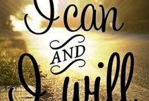 I Can and I Will / Self-Efficacy