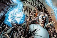 The New 52: Resurrection Man