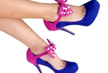 Shoes / by Misty Salyers