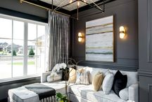 Favorite transitional rooms
