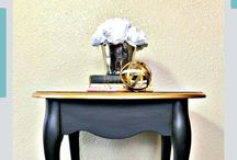 Coffee and End Table for TB