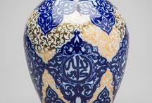 Vases / porcelain vase