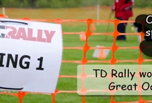 TD Rally - Talking Dogs Rally / At www.watchmychops.com we hold courses and workshops to demonstrate this new fun obedience based sport from the US.  If you want the fun of competing but don't want the stress that normally goes with it, this is the sport for you.