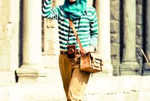 Style- Hijabi Casual + Street Style