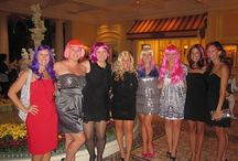 Hen Party ideas / Some ideas for a hen party and why not throw a limo in the mix!