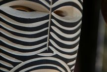 Masks / A collection of masks from around the world