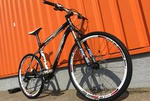 Bicycle, Bike / My Bikes - Specialized RockHopper - Kona Coiler - Kona Shred - Csepel Royal