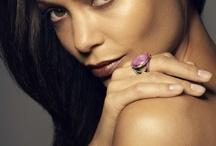 Thandie Newton / One of my favorite actors