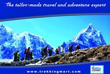 Trekking Mart Pvt. Ltd / Welcome to Trekking Mart - Travel and Adventure in Nepal. www.trekkingmart.com