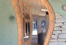 Doors,Windows,Tree,Flowers / it.copernicum.it