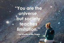 Du jag vi, undrar universum