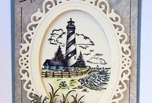 Cards - Lighthouses / by Helena Znidaric