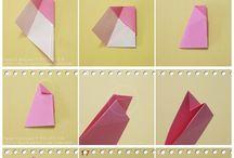Origami, papír - paper