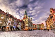 Amazing Pictures of Places In Poland / Poland is an eastern European country on the Baltic Sea known for its medieval architecture, Jewish heritage and hearty cuisine. :)