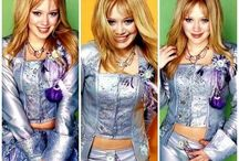 Hilary Duff / by Kristen Hahn-Sassy