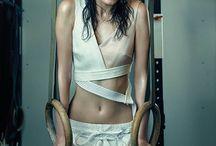 Sport chic / Sleek sporty fashion