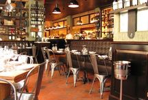 Bars, restaurants, hotels, shops, street markets... / by CJMR CJMR