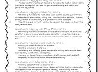 Classroom parent notes / by Sue Schueller