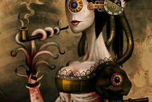 Steampunk / by Tiffany Steffen