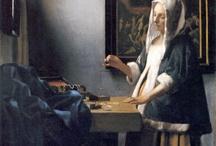 Johannes Vermeer / Johannes Vermeer / by amu co
