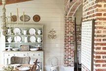 Farmhouse Love / Farmhouses, details, country charm