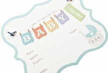 Baby Shower Invitations / Inspiration for Baby Shower Invitations / by The Baby Shower Shop