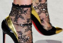 lace socks / レース ソックス