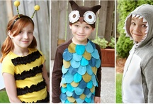 halloween costumes/cosplay ideas / by Rebekah Riehle