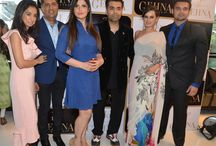 High Tea Event for the #KJoForGehna limited collection / High Tea Event for the #KJoForGehna limited collection with Karan Johar and our lovely guests.