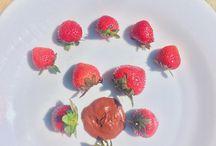 STRAWBERRIES / Strawberry addiction! <3