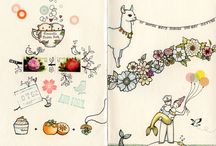 Moleskine / Great ideas for pinning on my own Moleskine.