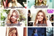 PLL Quotes / Pretty little liars quotes