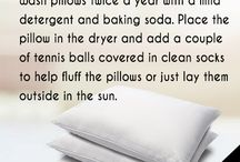 How To Clean Pillows With Baking Soda