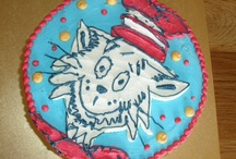 Cake Decorating / Cakes that I have decorated for our Grandchildren:-) / by Linda Malinowski