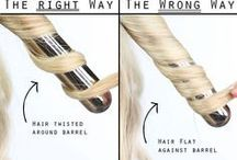 Hair 'How to style'