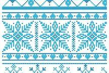 wzory norweskie