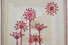 Quilt Blocks as Backgrounds