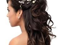 Bridesmaid possible hairdo