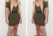 Kloe kardashian dresses/clothes